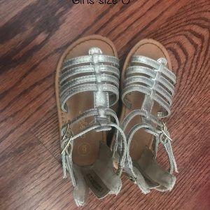 Cat & Jack kids sandals.